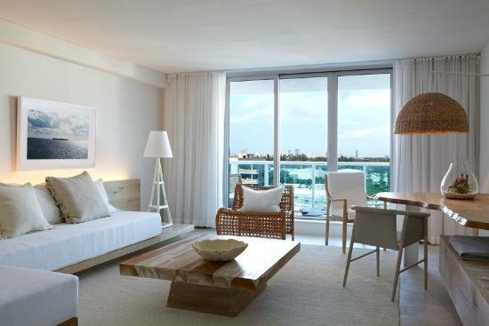 Best Pool View Two Beds Picture Of 1 Hotel South Beach Miami With Pictures