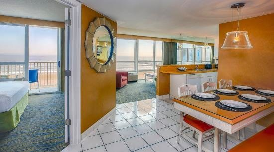 Best Ocean View Suites Picture Of Boardwalk Resort Hotel And With Pictures