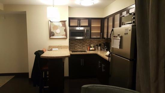 Best 2 Bedroom Suite Bath 1 Of 2 Picture Of Staybridge Suites Seattle Fremont Seattle Tripadvisor With Pictures