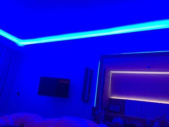 Best Bedroom Neon Lights Picture Of Liberty Hotels Lykia Oludeniz Tripadvisor With Pictures