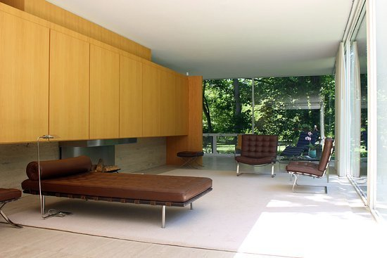 Best Farnsworth Interior Picture Of Farnsworth House Plano Tripadvisor With Pictures