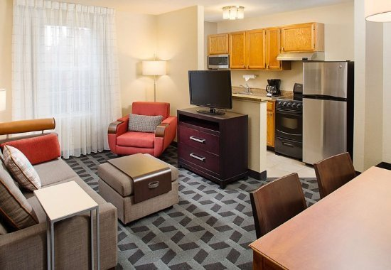 Best Two Bedroom Suite Living Area Picture Of Towneplace Suites Philadelphia Horsham Horsham With Pictures