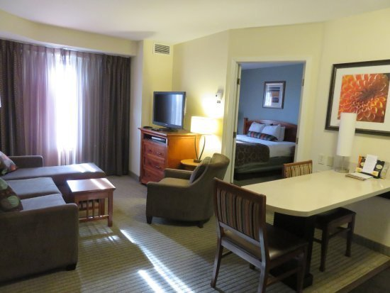 Best View Of 1 Room In 2 Bedroom Suite Picture Of Staybridge With Pictures