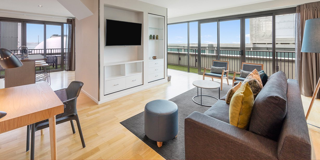 Best Adina Apartment Hotel Britomart Auckland Official Site With Pictures