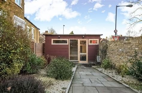 Best Bright And Airy One Bedroom House In London Large Done Up Shed For Sale At £280 000 Metro News With Pictures