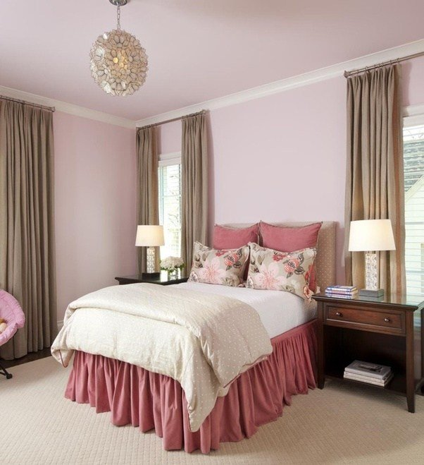 Best What Are Pink And Brown Bedroom Ideas Quora With Pictures