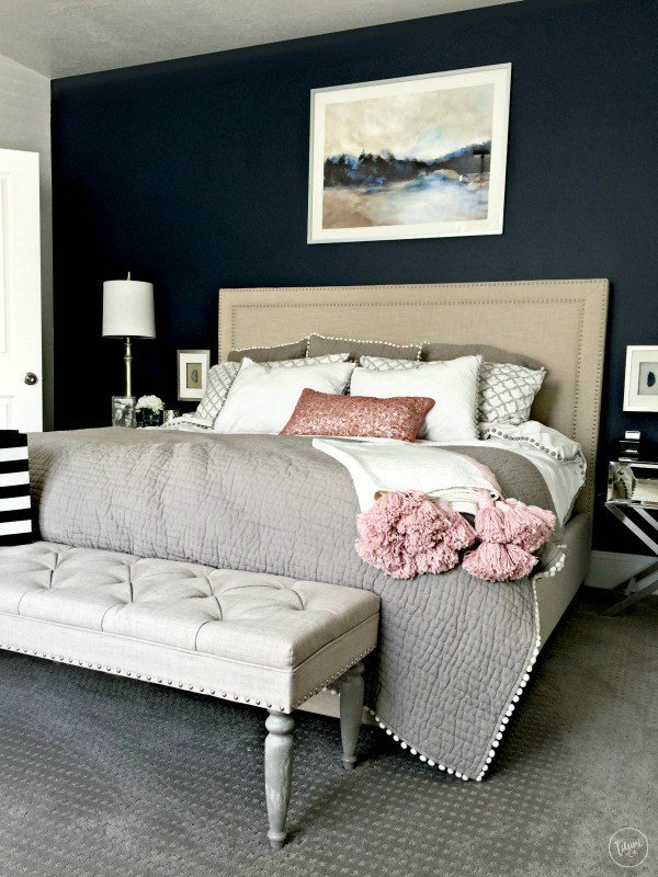 Best The Best Navy Blue Paint For Your Home Tauni Everett With Pictures
