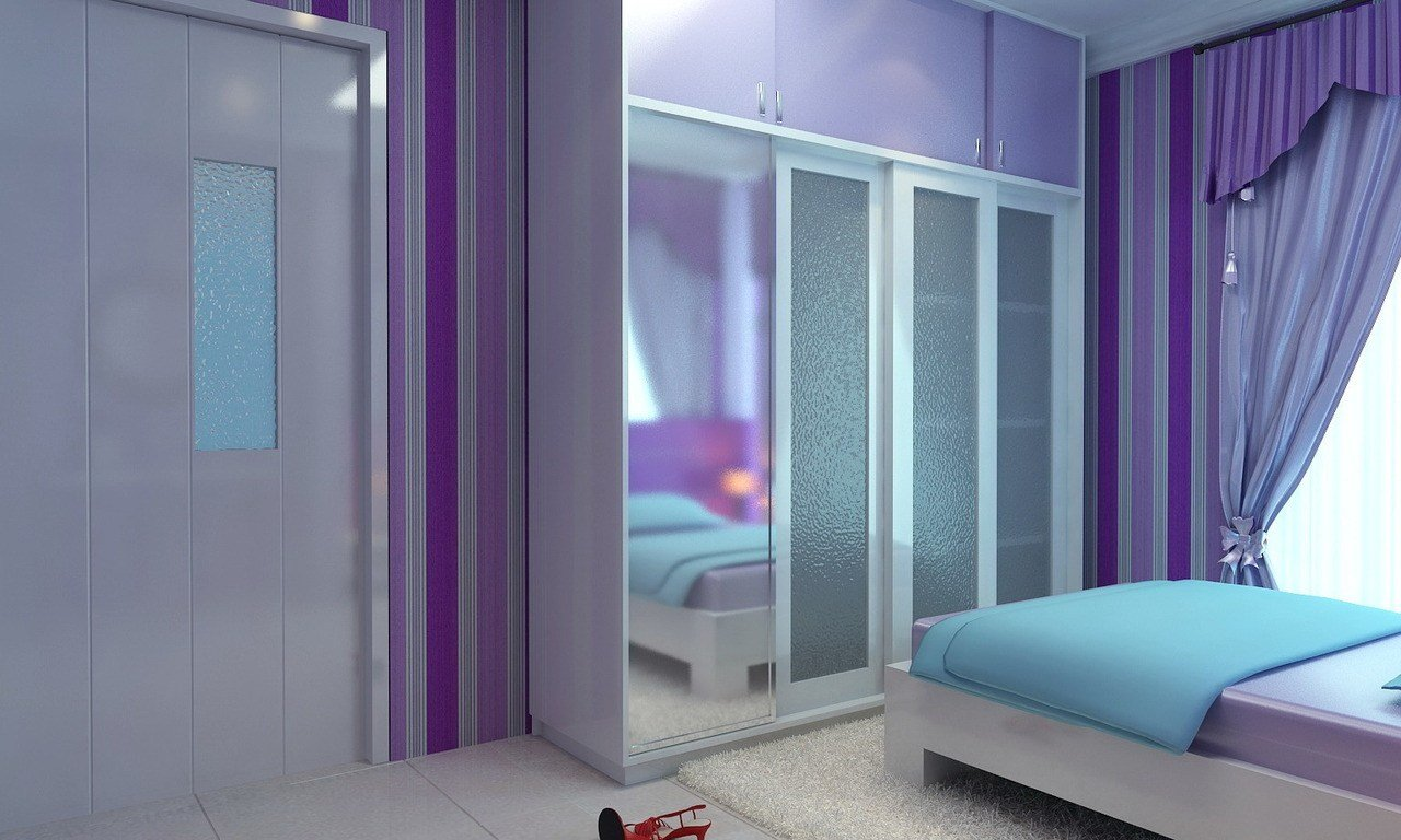 Best Ambience Consultant • Cute Pink And Purple Girls' Bedrooms With Pictures