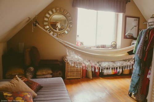 Best Hammock Bedroom Tumblr With Pictures