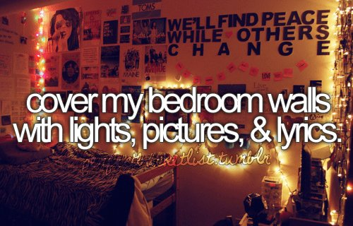 Best Bedroom Walls On Tumblr With Pictures