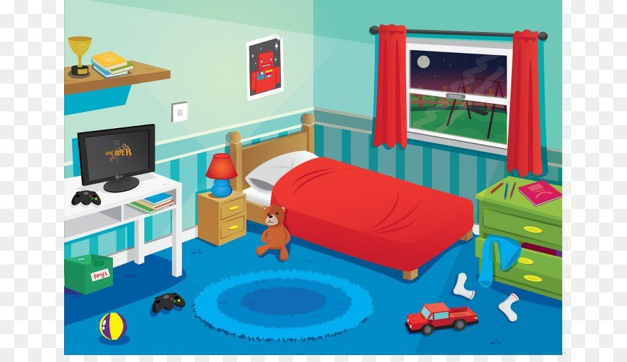 Best Bedroom Clip Art The Bedroom Cliparts Png Download 715 With Pictures