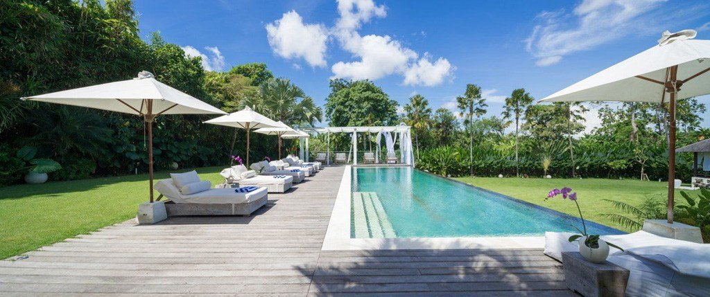 Best Pure Villa 6 Bedrooms Villa Bali Villas For Holiday In With Pictures
