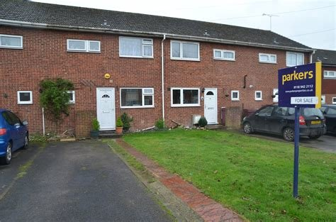 Best Parkers Tilehurst 3 Bedroom House For Sale In Colliers Way With Pictures