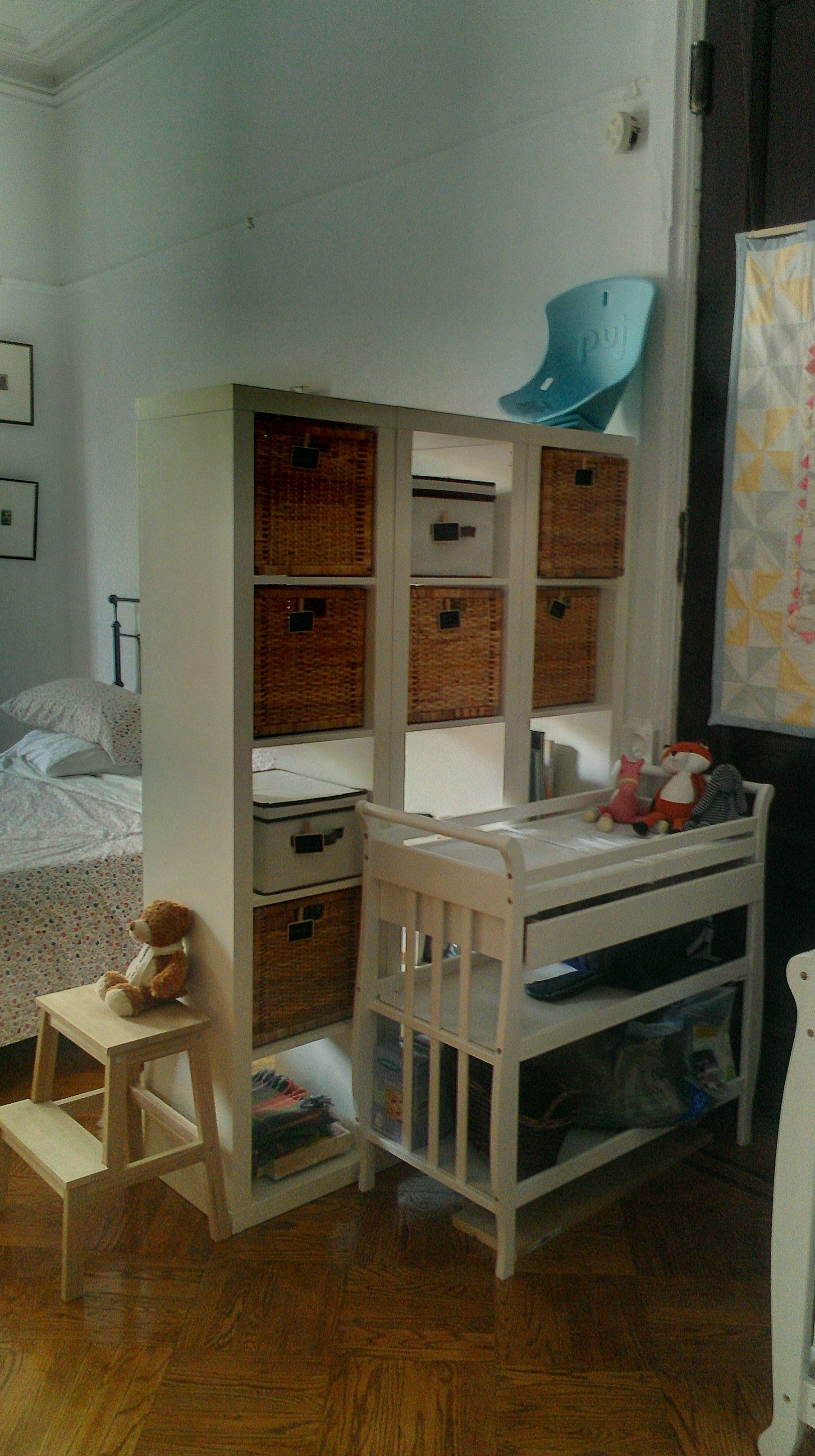 Best How To Create A Nursery In A One Bedroom Apartment With Pictures