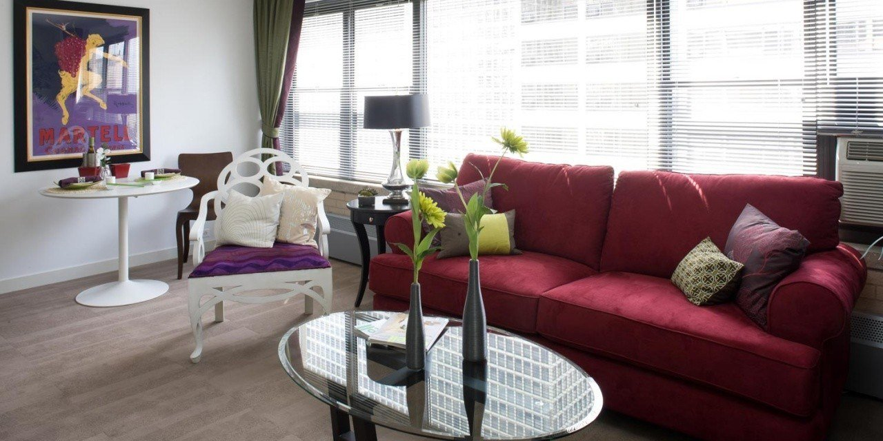 Best Affordable Open Concept 1 Bedroom Apartment In Chicago With Pictures