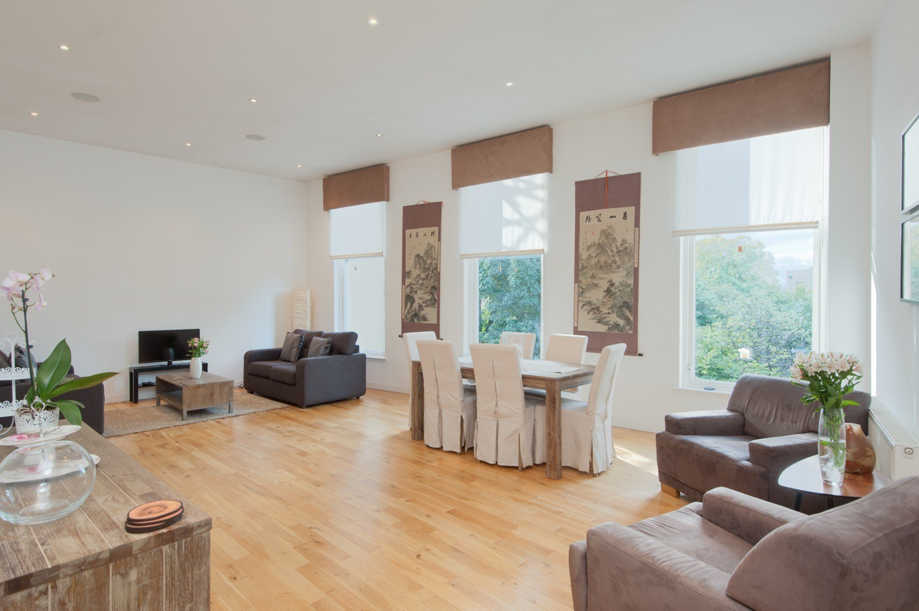 Best Luxury Serviced Apartments In Glasgow Glasgow City Flats With Pictures