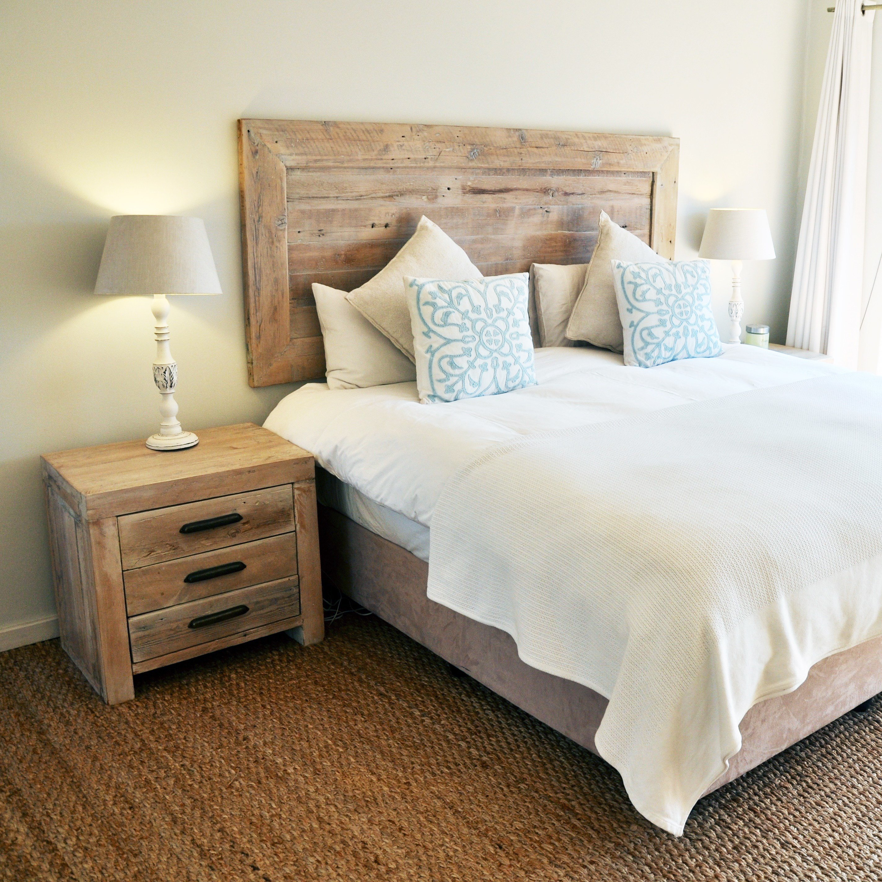 Best Standard Oregon Headboard Bleached With Pictures
