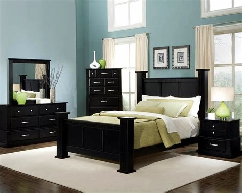 Best Master Bedroom Paint Color Ideas With Dark Furniture With Pictures