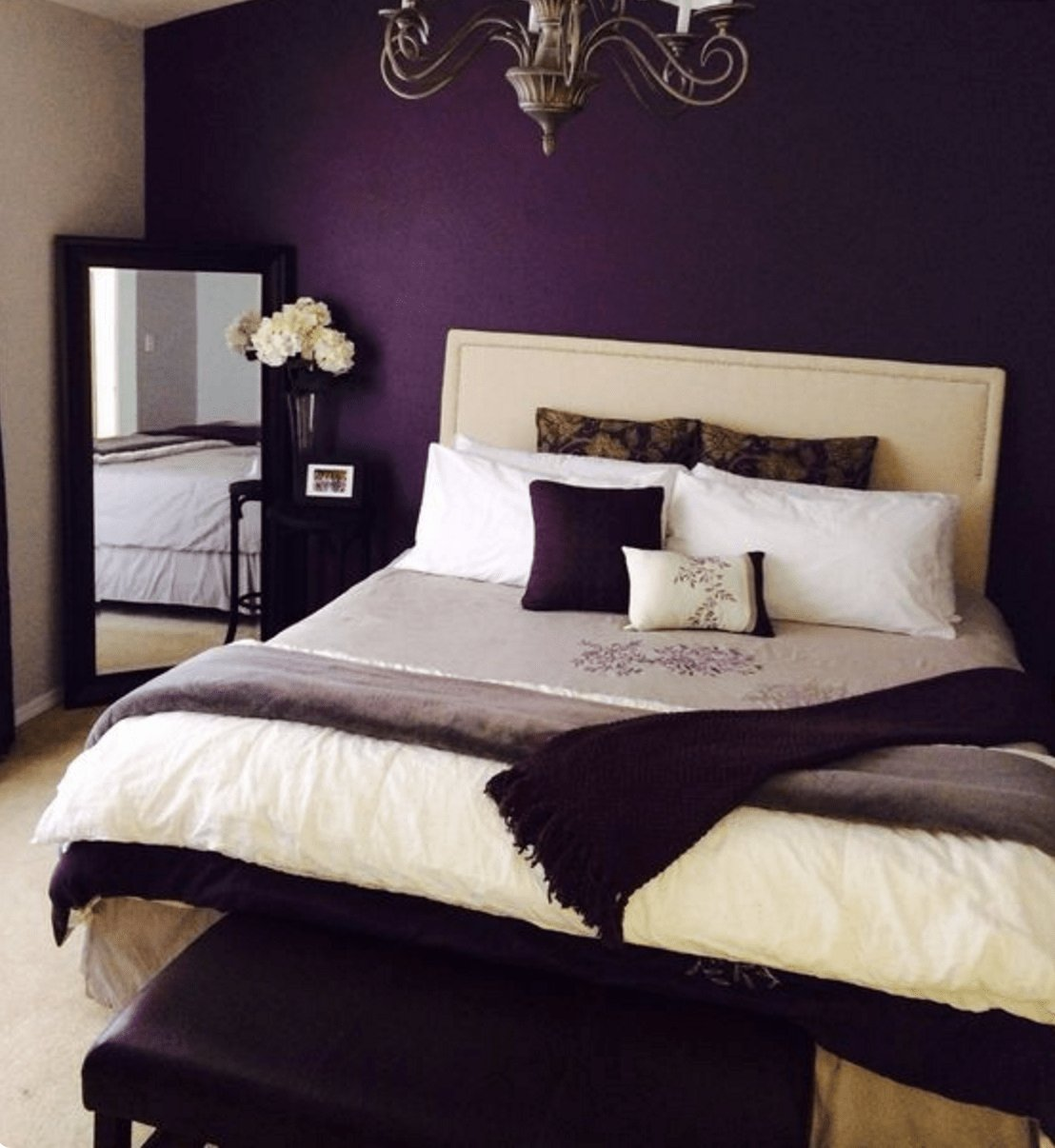 Best Soft Purple Bedroom Most Favored Home Design With Pictures
