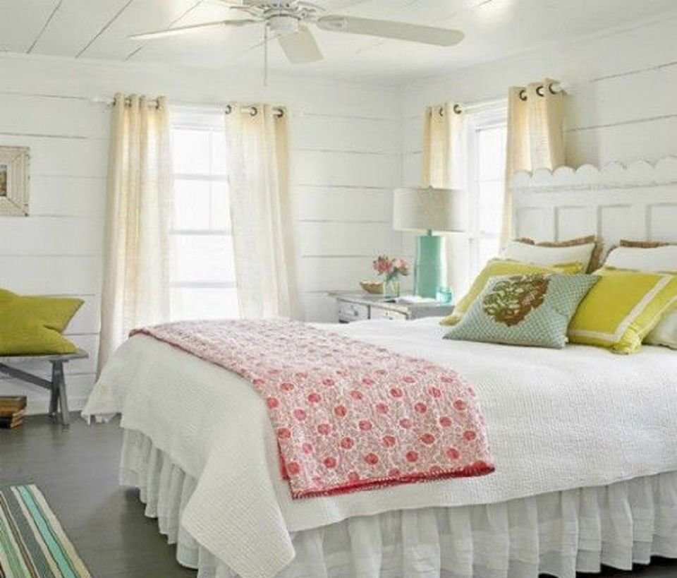 Best Photos And Tips For Decorating A Country Style Bedroom With Pictures