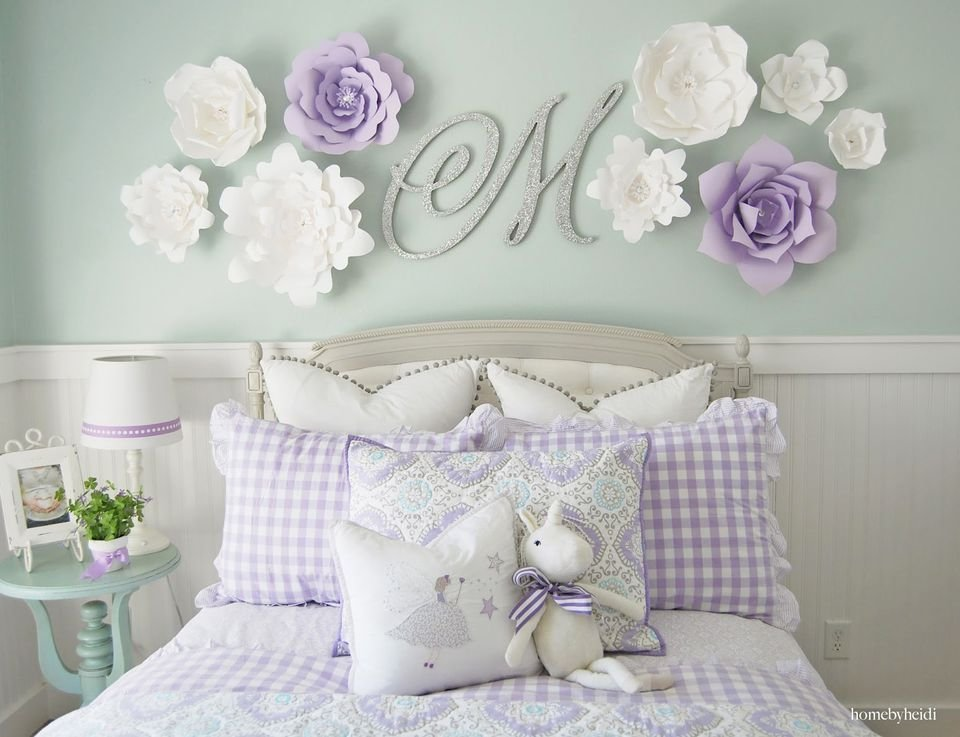 Best 24 Wall Decor Ideas For Girls Rooms With Pictures
