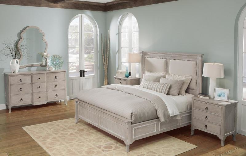 Best The Sutton S Bay Panel Bedroom Collection With Pictures