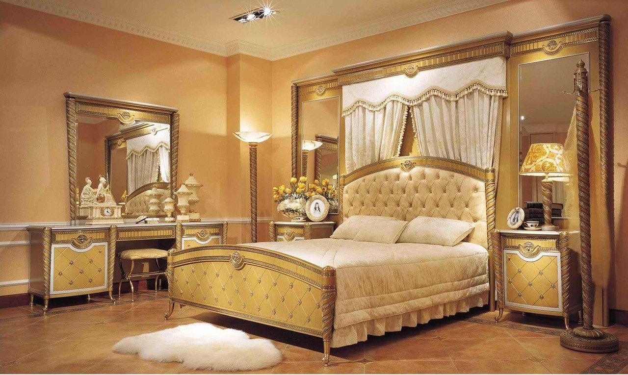 Best Classic Bedroom E1600 Victorian Furniture With Pictures