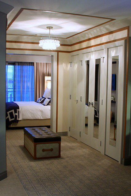 Best Bedroom And Closet Of Terrace One Bedroom At The Cosmopolitan Of Las Vegas Flickr Photo Sharing With Pictures