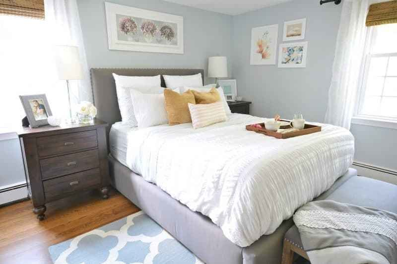 Best 11 Beautiful And Relaxing Paint Colors For Master Bedrooms With Pictures