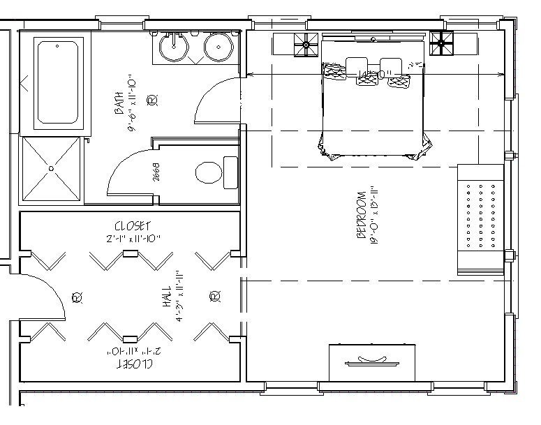 Best Master Bedroom Addition Floor Plan Bath Walk House Plans With Pictures