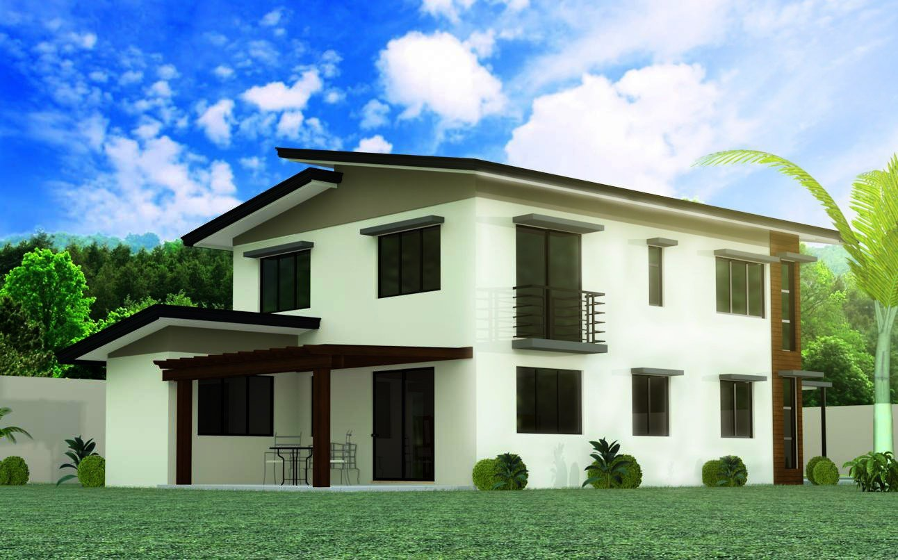Best Model 5 4 Bedroom 2 Story House Design Dumaguete Philx With Pictures