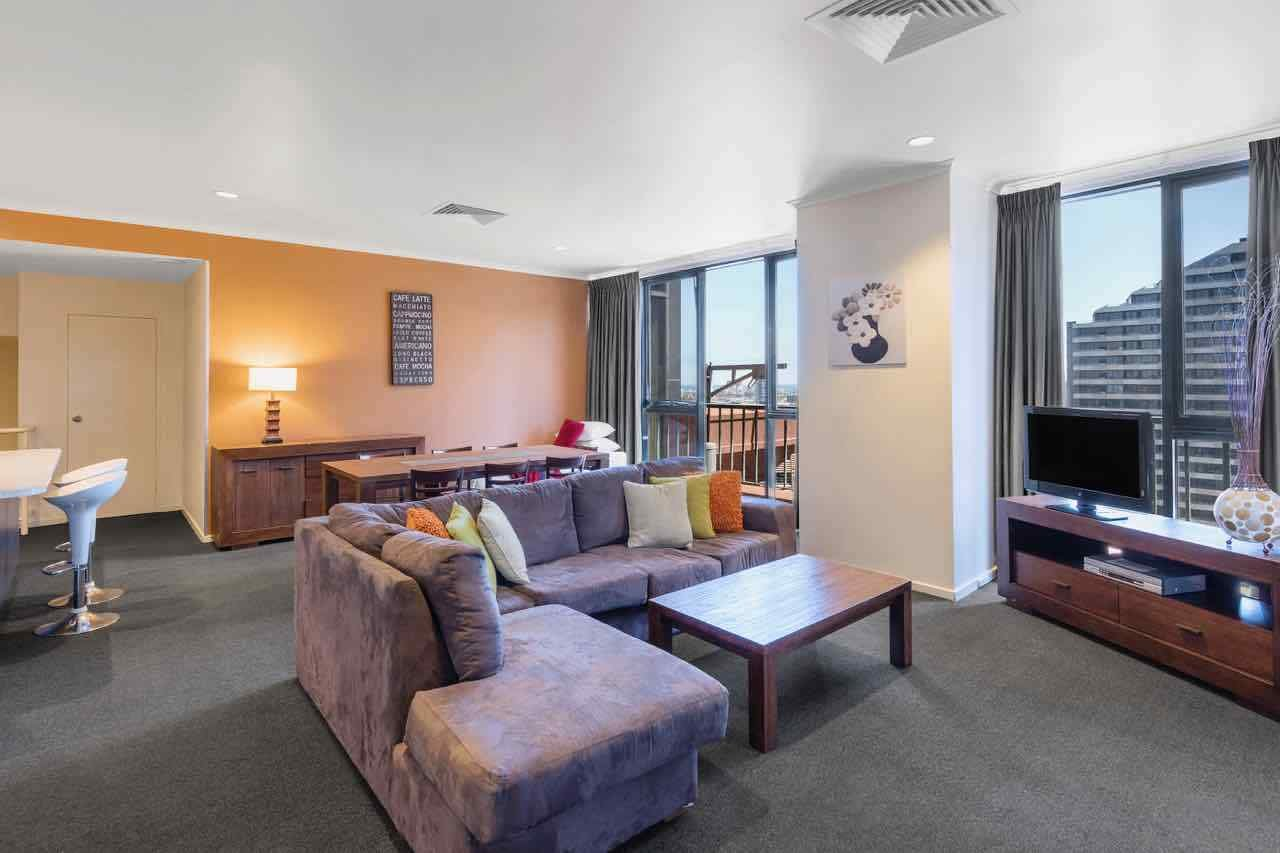 Best Three Bedroom City View Apartment Riverside Apartments With Pictures