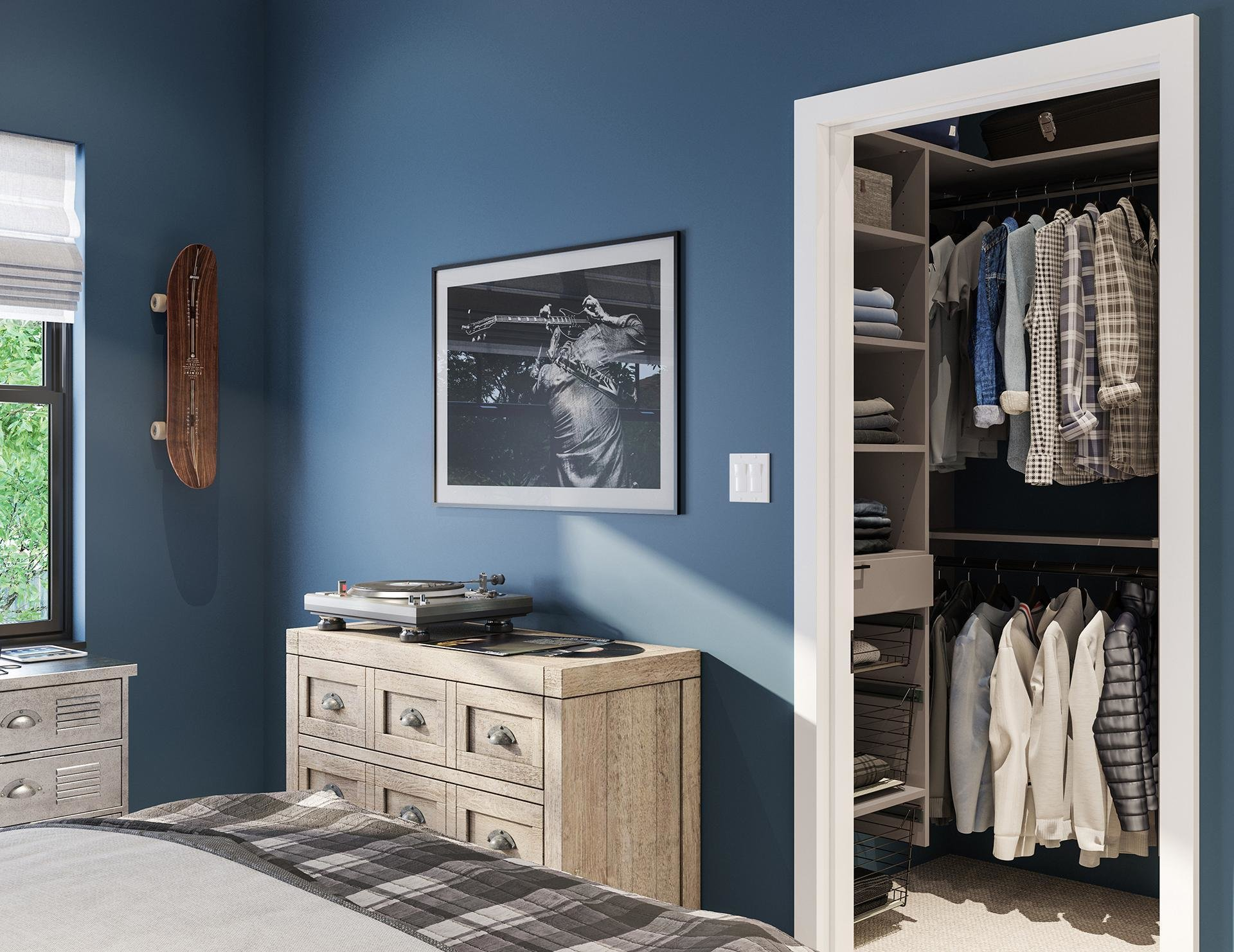 Best Kids Closets T**N Closets Storage Solutions With Pictures