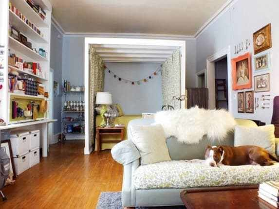 Best Studio Apartment Layout Ideas Apartment Therapy With Pictures