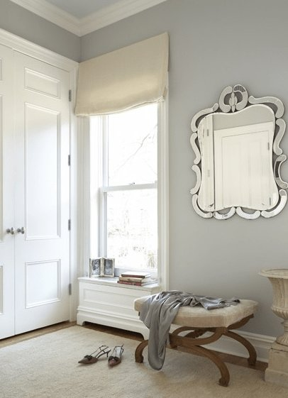 Best Stonington Gray Traditional Closet Benjamin Moore With Pictures