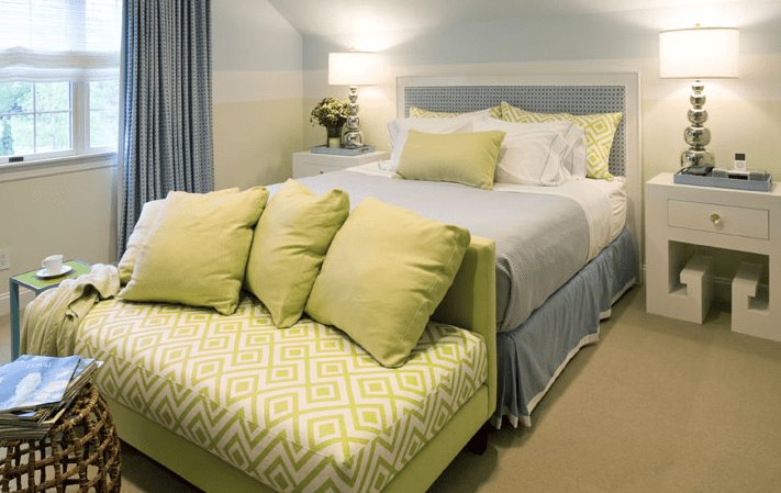 Best Blue And Green Bedroom Cottage Bedroom Willey Design With Pictures