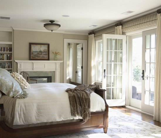 Best Tan Bedroom Paint Color Design Ideas With Pictures