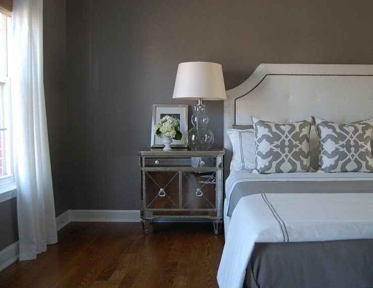 Best Grey Bedroom Paint Color Design Ideas With Pictures