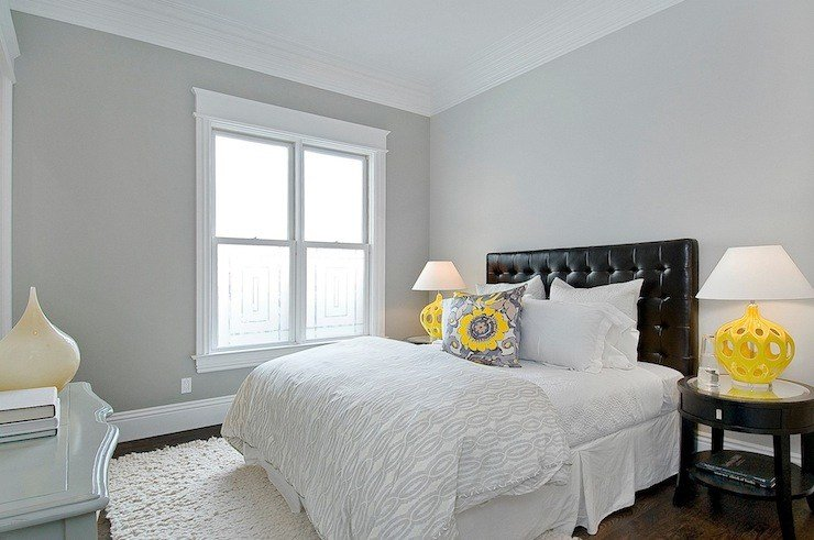 Best Yellow And Black Bedroom Contemporary Bedroom Cardea With Pictures