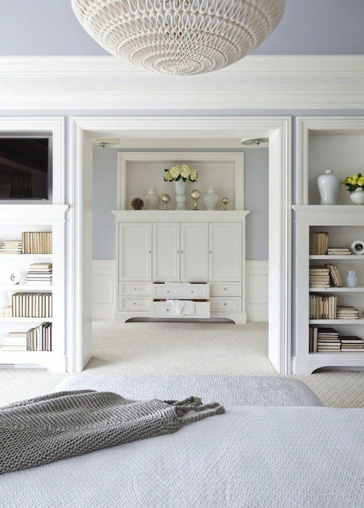 Best Silver Gray Paint Colors Transitional Bedroom Benjamin Moore Silver Gray Martha O Hara With Pictures