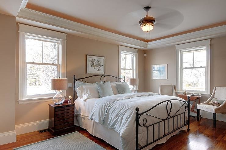 Best Traditional Bedroom With Beige Walls With Pictures