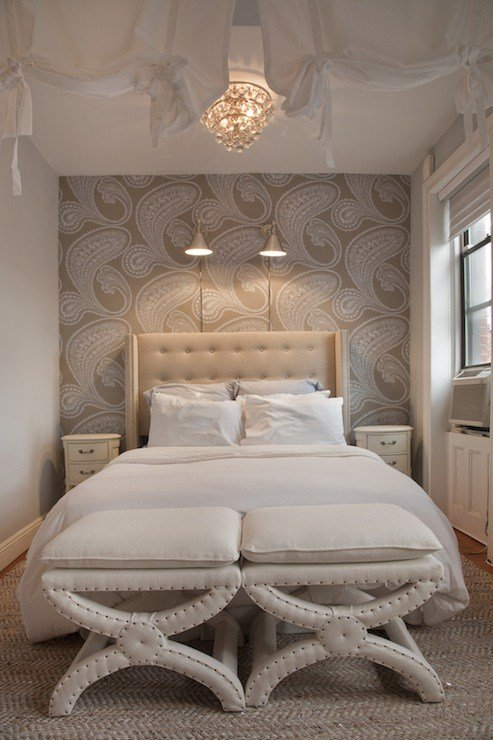 Best Ivory And Gray Bedroom Transitional Bedroom Lily Z With Pictures