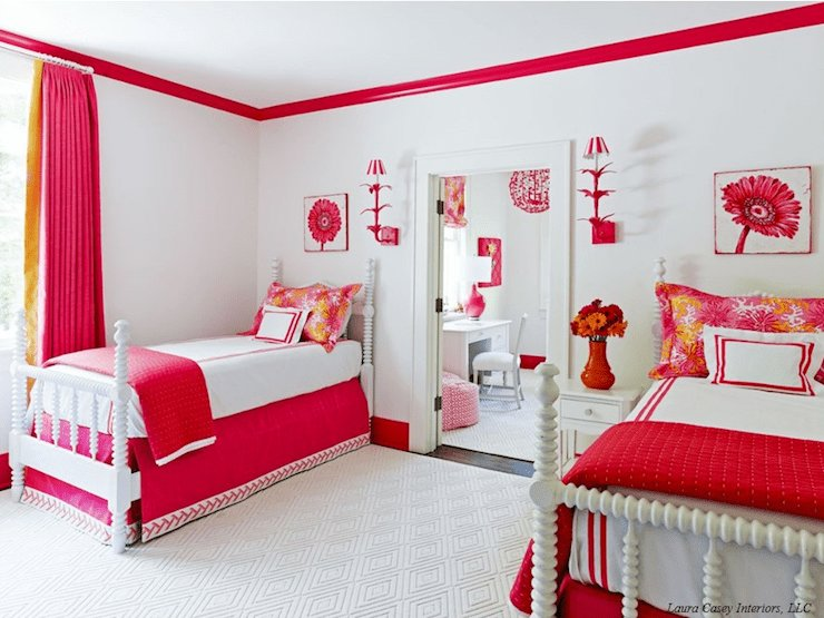 Best Transitional Girl S Room With Pictures