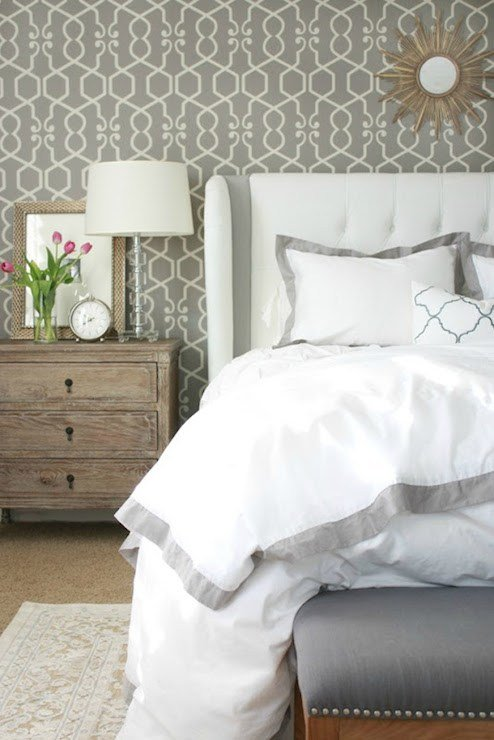 Best Border Bedding Design Ideas With Pictures