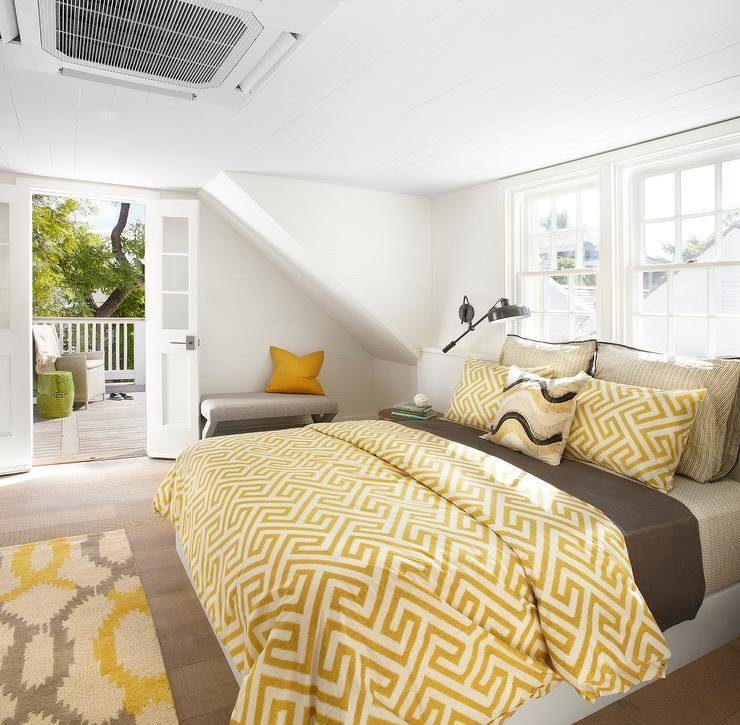 Best Plank Ceiling Cottage Bedroom Pat O Neal Interiors With Pictures