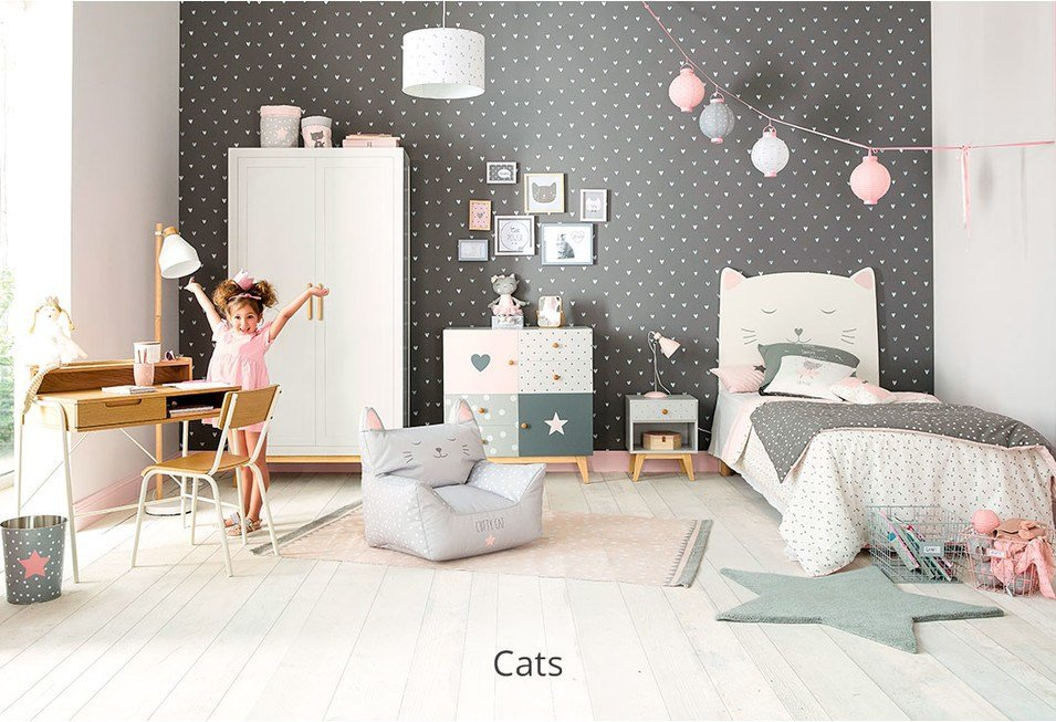 Best Girl S Bedroom Furniture Decor Ideas Maisons Du Monde With Pictures