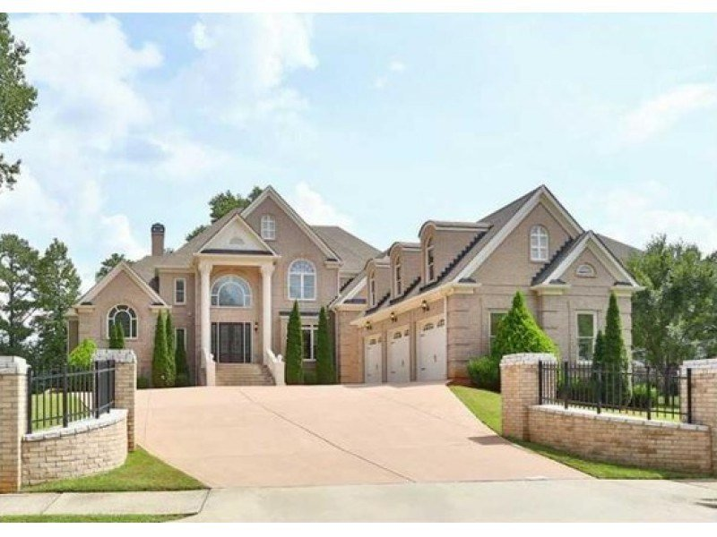 Best Wow House European Brick Estate In Downtown Alpharetta With Pictures