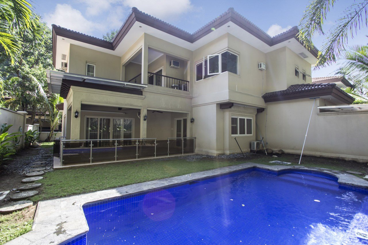 Best 4 Bedroom House With Swimming Pool For Rent In Maria Luisa With Pictures