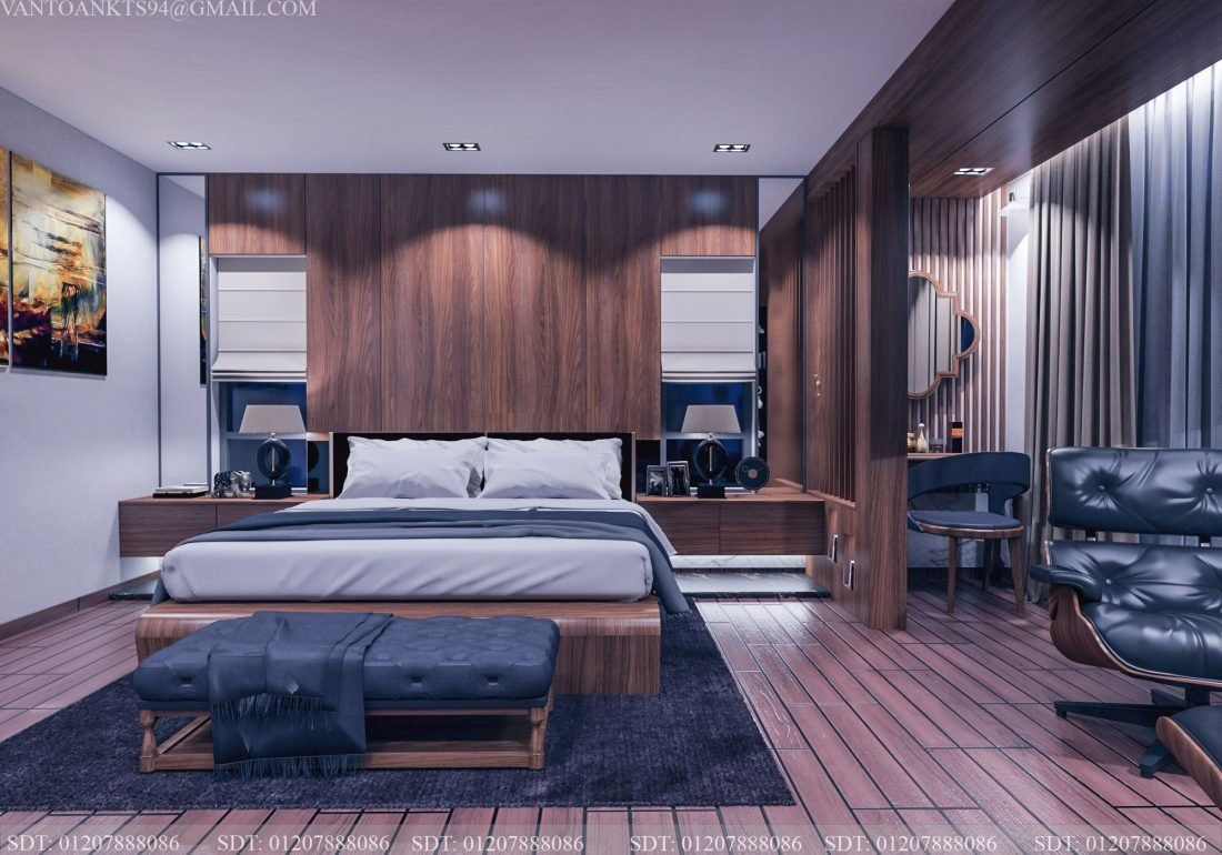 Best Free 3D Scene Bedroom Model Sketchup File 33 By Toan Nguyen With Pictures