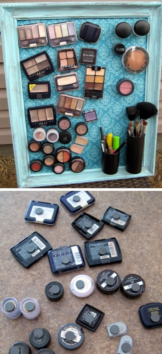 Best 18 Diy Makeup Storage Ideas For Small Bedrooms With Pictures